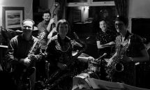 Meet the 'Ain't Misbehavin' jazz band