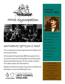 HMS Syncopation review