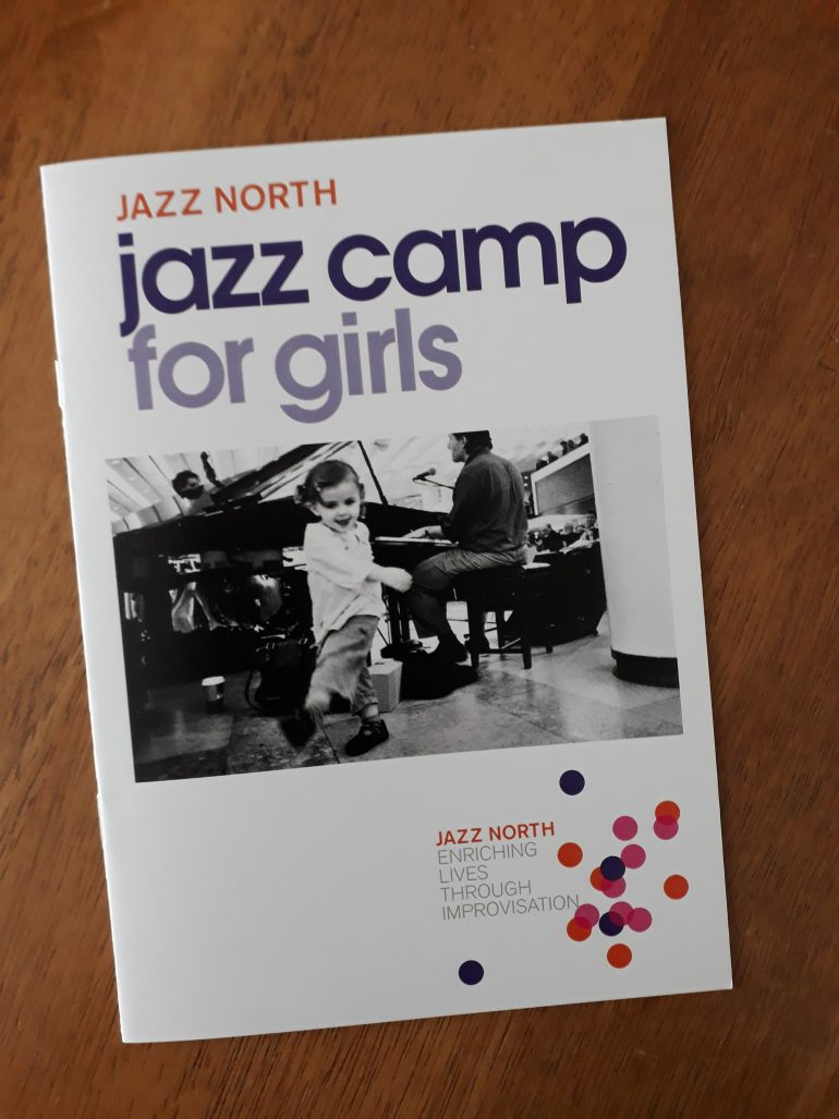 Jazz Camp for Girls